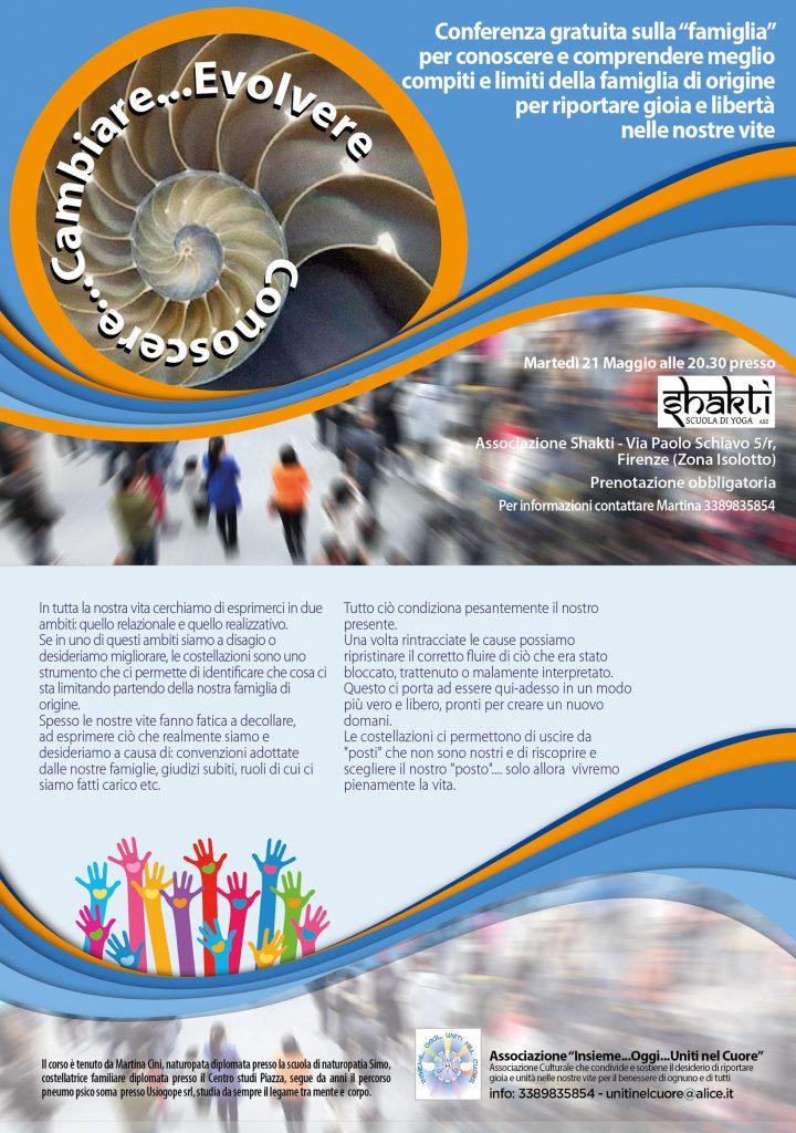 Usiogope Calendario.1 Giugno Costellazioni Familiari Integrate Associazione
